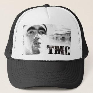t and s, minority trucker hat