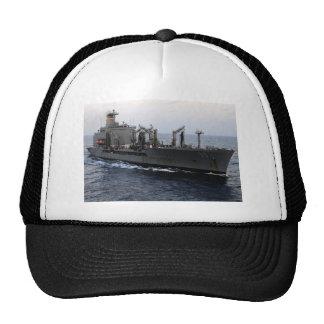T-AO 195 USNS Leroy Grumman Mesh Hats