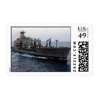 T-AO 195 USNS Leroy Grumman Postage