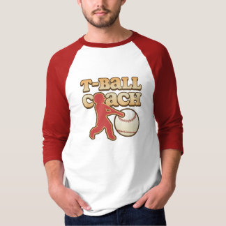 T-Ball Coach T-Shirt