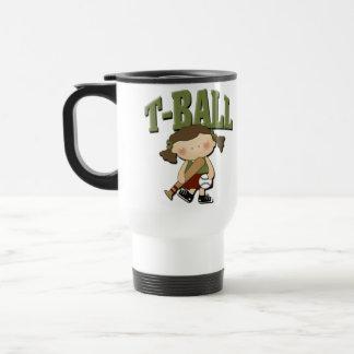 T-Ball Girl Travel Mug