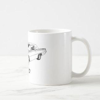 """""""T Bird"""" Mug"""