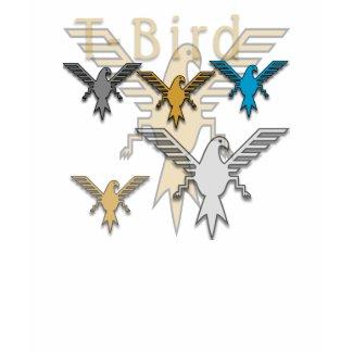 T-Bird shirt