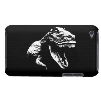 T blanco Rex Barely There iPod Fundas