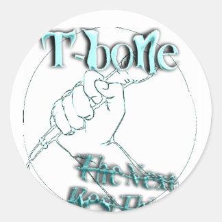 T-Bone The Next Best Thing Sticker