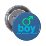 T-Boy Assembly Buttons