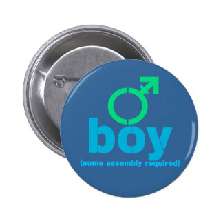 T-Boy Assembly Buttons