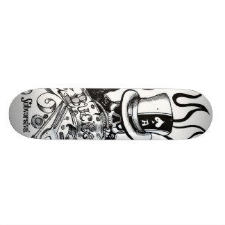 T-bucket-02 Skateboard