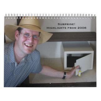 T&C calendar 2007
