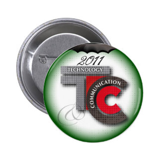 T&C Holiday 2011 Pinback Button