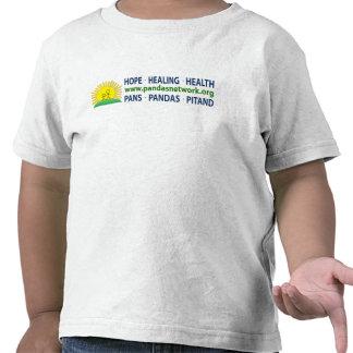 T-camisa-Niño de la conciencia