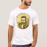 T- Camisa Nobel por apoyo del La