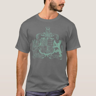 T-cats coat of arms - teal T-Shirt