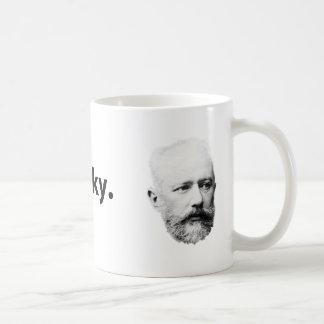 t-chai-kovsky Mug