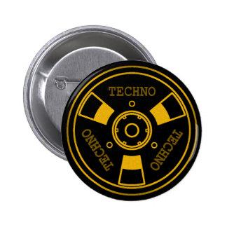 :: T COMUNIDAD EUROPEA H N O:: Estándar - botón Pin Redondo De 2 Pulgadas