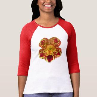 ~ T de la flor de Mimulus Camisas