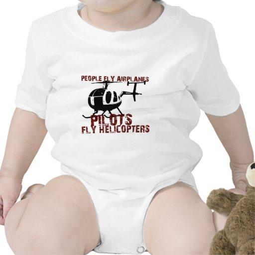 T de la nave del traqueteo trajes de bebé