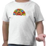 T del niño para la escuela camisetas