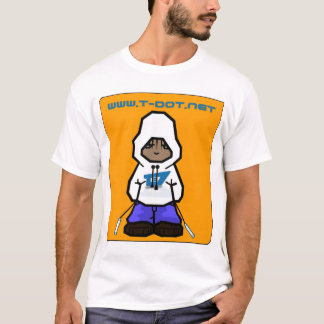 T-Dot Glowsticker T-Shirt