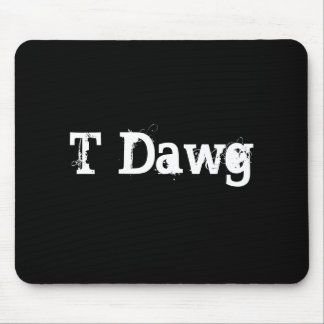 T-Dwg Mousepads
