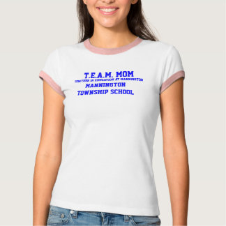 T.E.A.M. Camiseta del campanero de la ESCUELA del