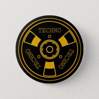 :: T E C H N O :: Standard - 5.7 Cm Round Button