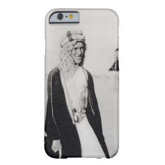 T.E. Lorenzo en el vestido árabe (foto de b/w) Funda Para iPhone 6 Barely There