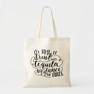 T E Q U I L A  Bachelorette Party Tote