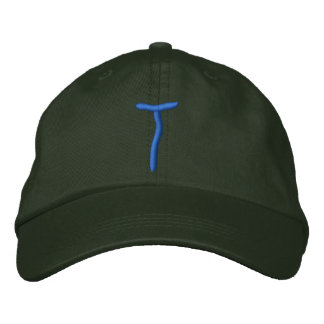 T EMBROIDERED HAT