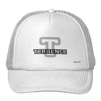 T está para Terrence Gorro