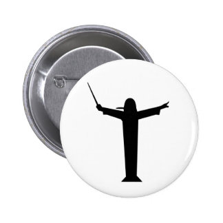 T For Texas Button