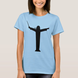"T For ""Texas"" for Ladies T-Shirt"