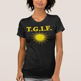 T.G.I.F. T SHIRTS