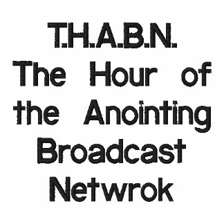 T.H.A.B.N.The Hour of the Anointing Polo