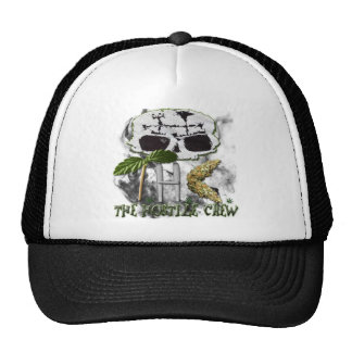 T.H.C. White-Trash Trucker Hat