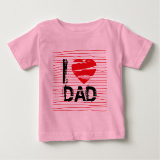 T heart infant t-shirt