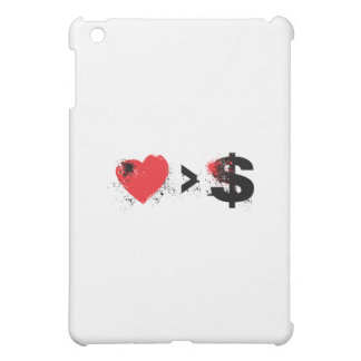 t heart iPad mini case