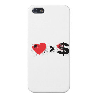 t heart iPhone 5 cover
