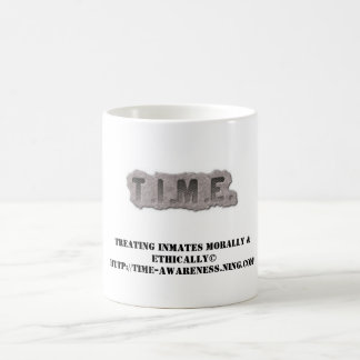 T.I.M.E. Coffee Mug