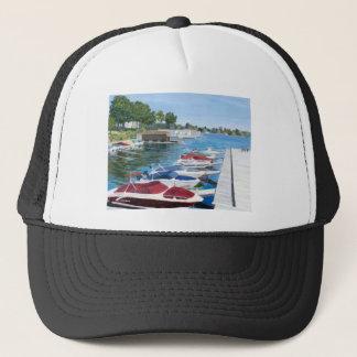 T I PARK Marina Trucker Hat