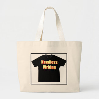 T in T_Needless writing Bags