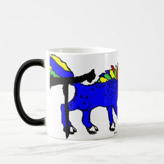 T is for Theow Coffee Mug
