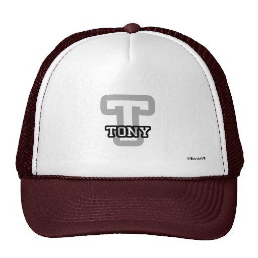 T is for Tony Trucker Hat