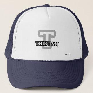 T is for Tristan Trucker Hat