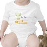 T is for Trombone Bodysuit