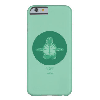 T is for Turtle Barely There iPhone 6 Case