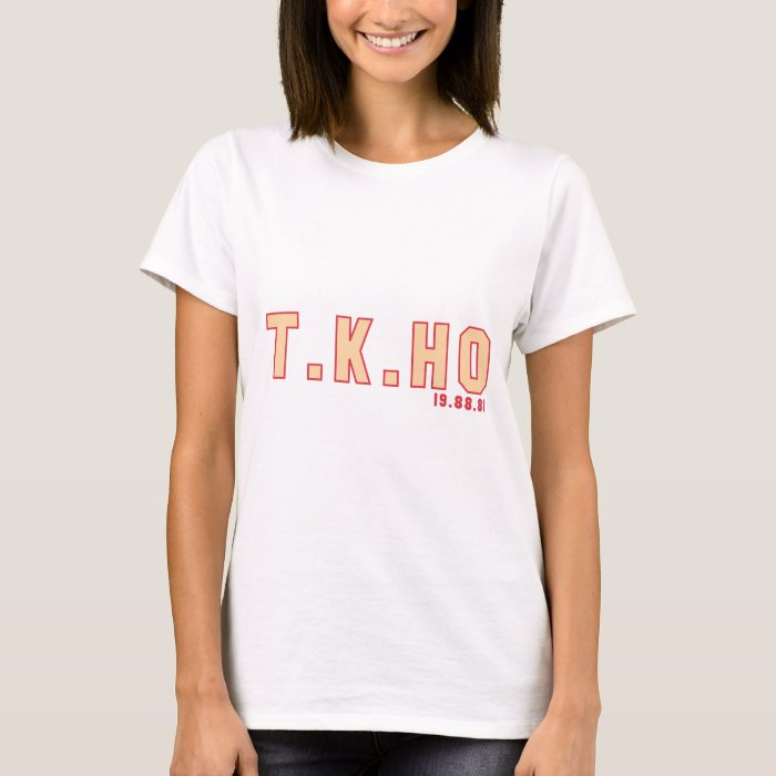 T.K.Ho Gear T-Shirt