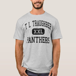 T L Traughber - Panthers - Junior - Oswego T-Shirt