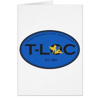 T-Loc Goodnotgood Blue Card