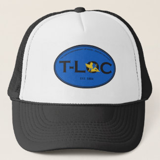 T-Loc Goodnotgood Blue Trucker Hat